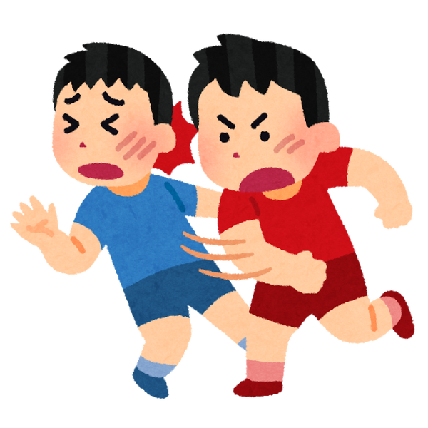 【松戸】女教師が「やり返していい」と言ったので、ケンカ相手をぶん殴った結果・・・・・のサムネイル画像