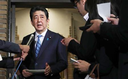 【ワロタw】安倍首相、日韓議連にメッセージ!!!なんか他人事wwwwwwwwwwwwwwのサムネイル画像
