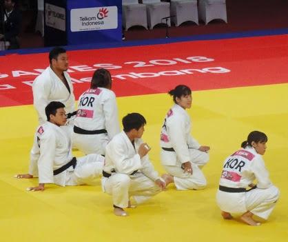 【柔道】「座り込み」をした韓国の監督、驚きのコメントを発表wwwwwwwwwwwwwwwwwwのサムネイル画像