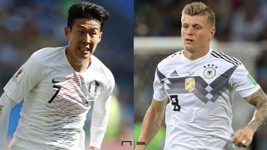 【ワールドカップ】韓国さん、ドイツに勝ってしまうのサムネイル画像
