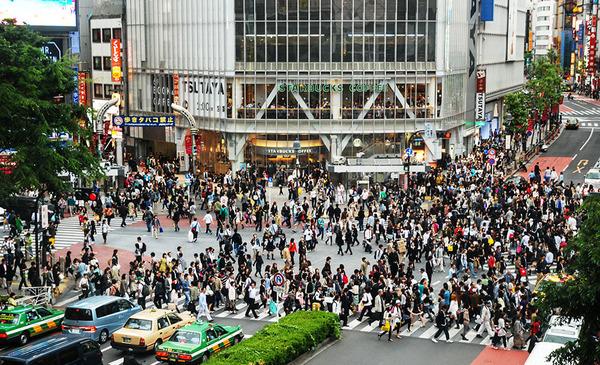【驚愕】東京の人口増加が止まらない件wwwwwwwwwwwwwwwwwのサムネイル画像