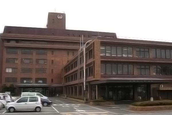 行橋市役所
