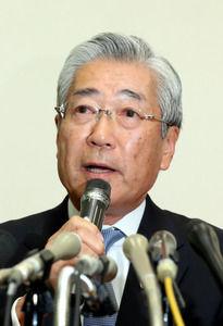 【動画】汚職疑惑のJOC竹田会長、質問受け付けず会見打ち切りwwwwwwwwwwwwwwwwwのサムネイル画像