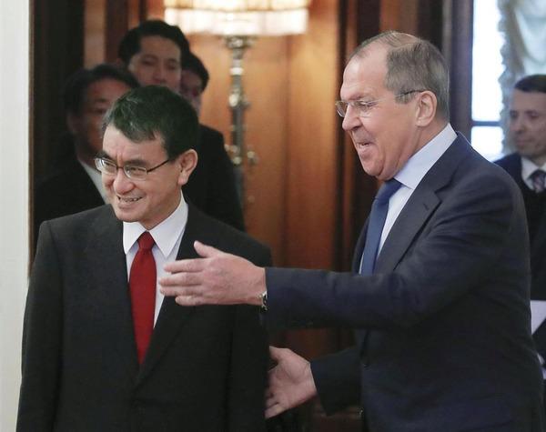 【衝撃】日本政府、ロシア国民の「ビザ免除」に向けてガチで動き出すwwwwwwwwwwwwwwwwwwwのサムネイル画像