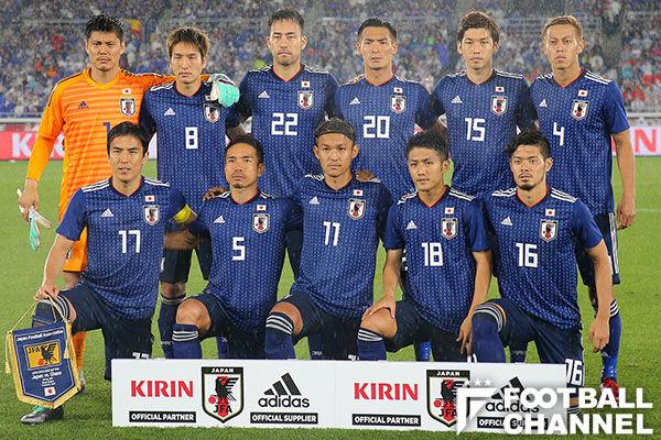 【選手採点】サッカー日本代表、ガチでズタボロな件・・・のサムネイル画像