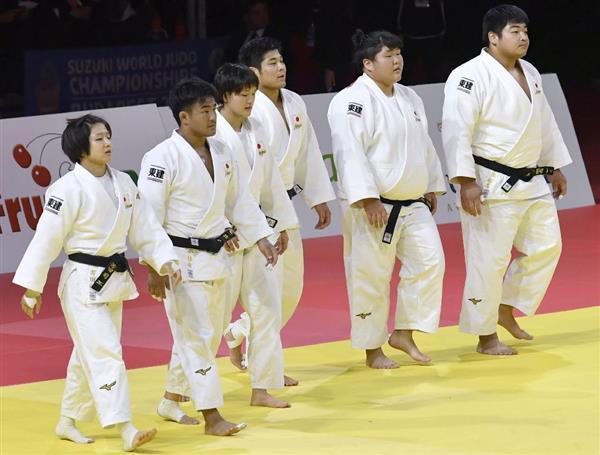 【画像】柔道・混合団体戦で日本と対戦した韓国が猛抗議!!!→ とんでもないことにwwwwwwwwwwwwwwwのサムネイル画像