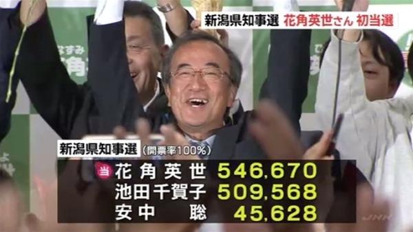 【画像】元SEALDsの美人女子大生「新潟県知事選で勝ってれば安倍終了だったのに。くそう」のサムネイル画像