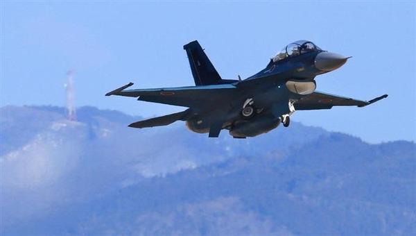 【防衛省】空自F2戦闘機の後継機、新規開発へ!!!→ その内容が・・・・・のサムネイル画像