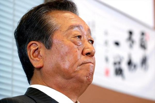 小沢一郎「基本的に国民がおかしい。投票により、安倍首相を許しているのが悪い!」のサムネイル画像