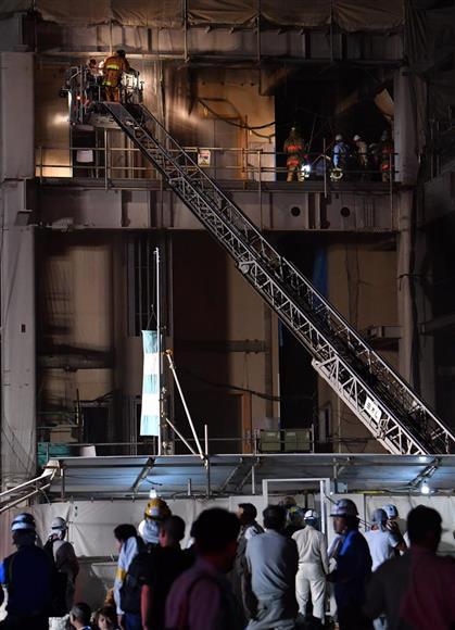 【多摩】ビル建設現場火災、「断熱材」がヤバすぎたと判明・・・・・のサムネイル画像