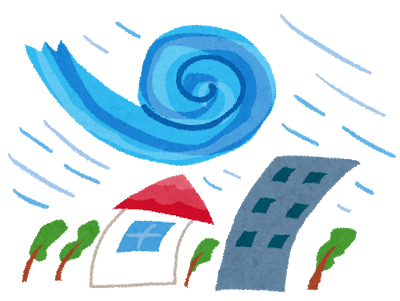 【速報】台風15号、ガ チ で や ば いのサムネイル画像
