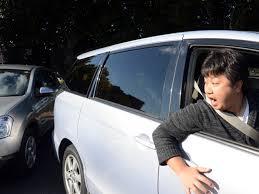 【悲報】窓から身を乗り出し、バック駐車しようとした結果・・・のサムネイル画像