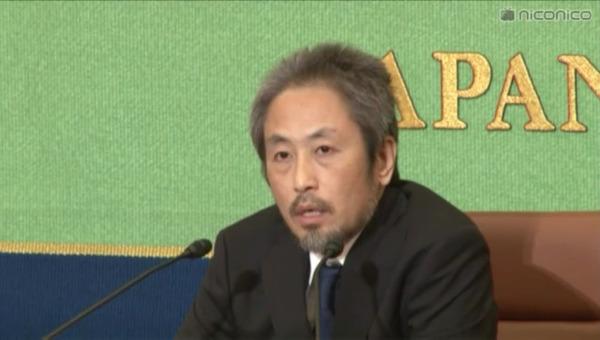 【記者会見】安田純平さん、「拉致」された経緯がお粗末すぎるwwwwwwwwwwwwwwwwwwwwwwwのサムネイル画像