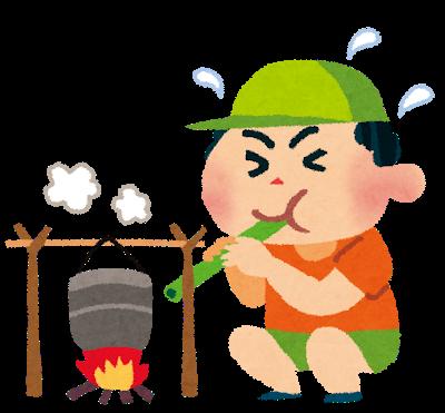 【長野】キャンプ場にクマ出現!→恐ろしい事態に・・・!!!!!のサムネイル画像