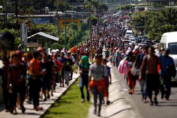 【速報】アメリカの移民キャラバン問題、いよいよヤバいwwwwwwwwwwwwwwwwwwwwのサムネイル画像