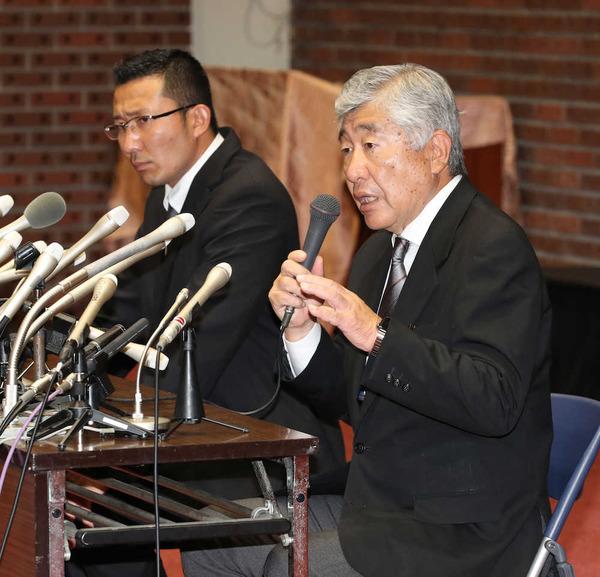 【速報】日大・内田前監督と井上前コーチ、無事「除名」されるのサムネイル画像