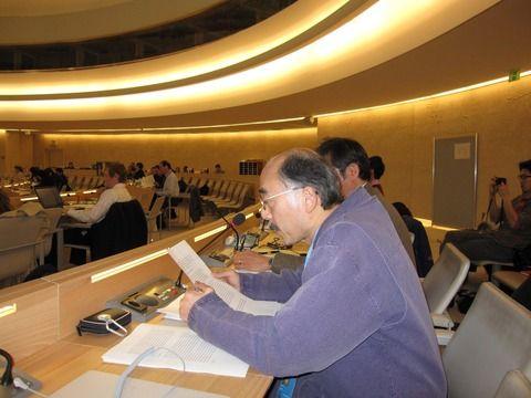 【速報】国連でNGOがアイヌや琉球民族弾圧を訴える!!!→その内容が・・・・・のサムネイル画像