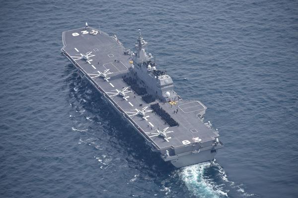 【速報】護衛艦いずも、韓国への「派遣」中止へ!!!!!!!!!のサムネイル画像