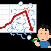 """【経済】日本が """"破綻"""" する確率がコチラwwwwwのサムネイル画像"""