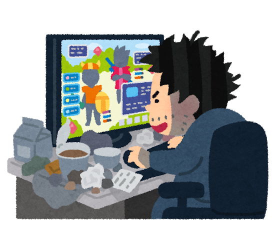 """【狂気】高校生、オンラインゲームで""""意味不明な長文""""などを数万回投稿→その末路がwwwwwのサムネイル画像"""