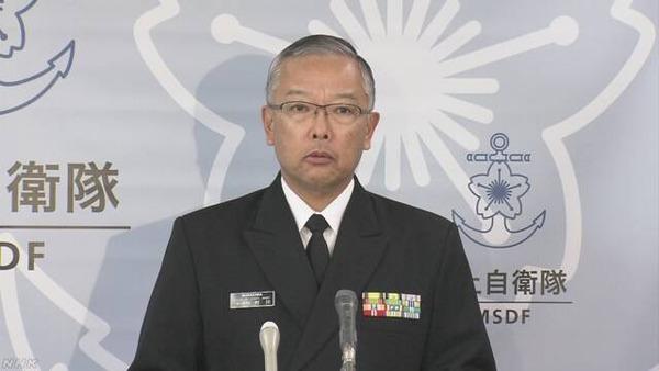 【速報】海上自衛隊、韓国と仲直りへwwwwwwwwwwwwwwwwwww のサムネイル画像
