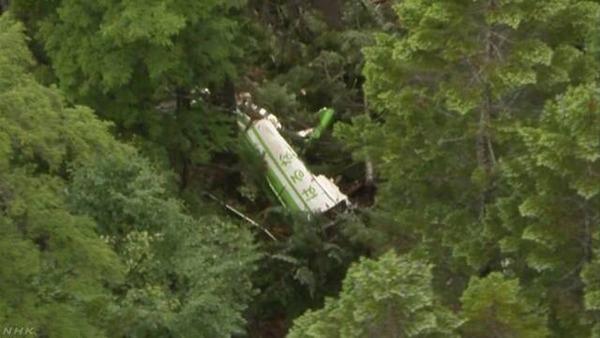 【群馬】防災ヘリの墜落事故、結末がこちら・・・・・ のサムネイル画像