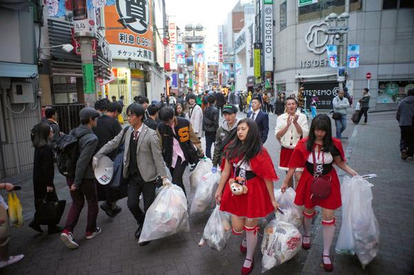 【衝撃】渋谷区長、ハロウィン騒動への「対策」がこちらwwwwwwwwwwwwwwwwwwwwwのサムネイル画像