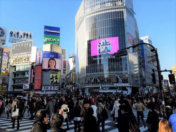 """【緊急】「渋谷スクランブル交差点」令和への改元で""""とんでもないことに""""なる模様wwwwwwwwwwwwwwwwwwwwwのサムネイル画像"""