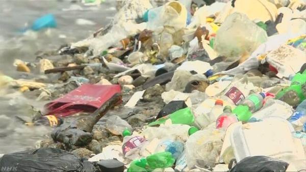 """【悲報】日本からの「プラスチックごみ」太平洋への""""影響""""がヤバいwwwwwwwwwwwwwwwwwwwのサムネイル画像"""