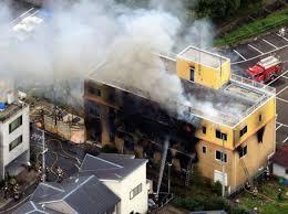 【速報】京アニ火災の容疑者、京都から大阪に転院!!!→ その理由が・・・・・のサムネイル画像