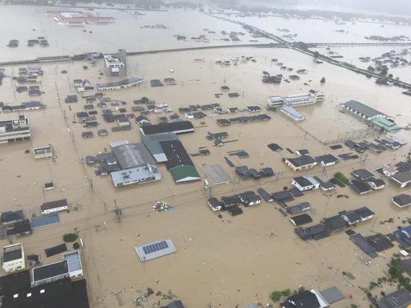 【大雨】気象庁、今回の記録的豪雨に命名!!!!!!のサムネイル画像