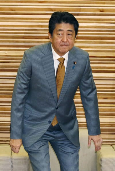 【内閣改造】石破派の閣僚起用は?→ 安倍首相の意向が固まる!!!!!のサムネイル画像