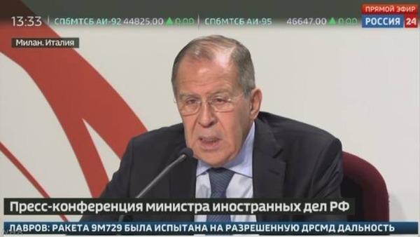 【愕然】ロシア外相「北方領土はロシア領になった」→ 日本に容認要求へ・・・・・のサムネイル画像