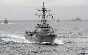 【速報】中国さん、米イージス艦にタックルへwwwwwwwwwwwwwwwwwwwwwwwのサムネイル画像