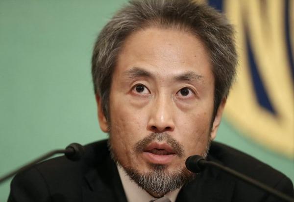 【画像】安田純平さん、「スラムダンク」の名言を引用するwwwwwwwwwwwwwwwwwのサムネイル画像