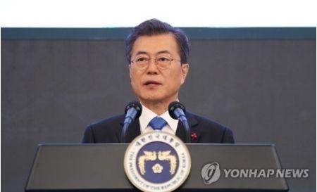 【韓国】ムン大統領が新年のあいさつ → おかしなことを言い出すwwwwwwwwwwwwwwwwww のサムネイル画像
