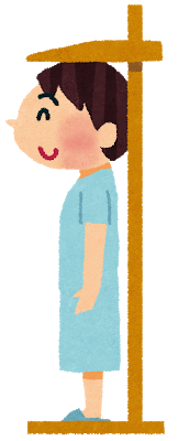 """【悲報】日本人は「身長が高くなる」と何らかの """"不利"""" がある模様wwwww"""