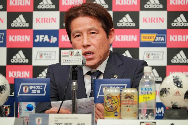 【史上最高齢】日本代表W杯メンバーの平均年齢wwwwwwwwwwwwwwのサムネイル画像