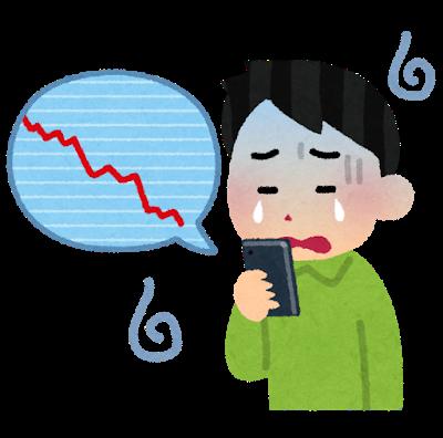 【悲報】日産の株価、シャレにならない・・・・・・