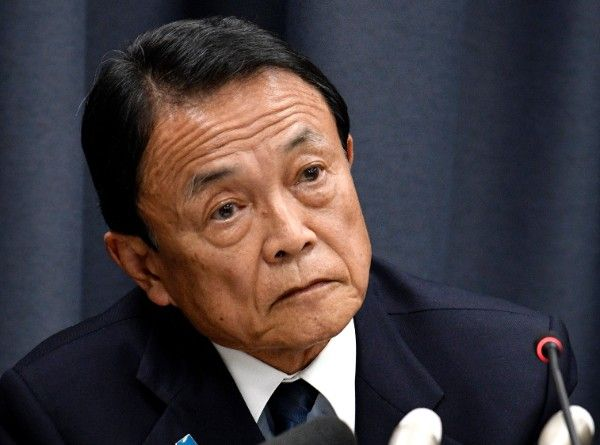 【悲報】麻生大臣、石破氏を痛烈批判wwwwwwwwwwwwのサムネイル画像