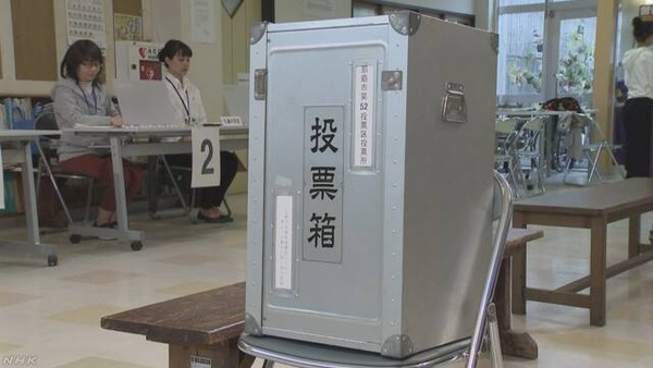 【速報】沖縄・辺野古「県民投票」の投票率wwwwwえ?wwwwwwwwwwwwwwのサムネイル画像