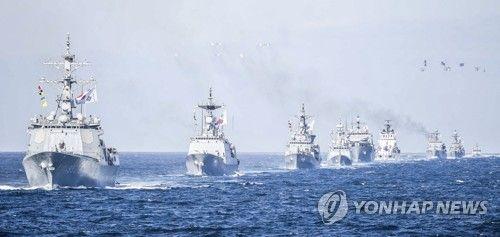 【韓国】観艦式「シンポジウム」、海上自衛隊トップら出席へ!!!!!のサムネイル画像