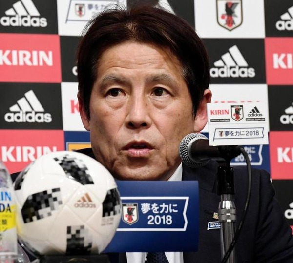 【サッカー】西野監督、香川と本田選出の理由を語るwwwwwwwwwwwwwのサムネイル画像