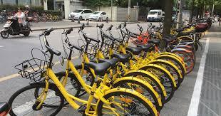 【衝撃】中国で始まった「シェア自転車」の末路がwwwwwwwwwwwwwwwwwwwwのサムネイル画像