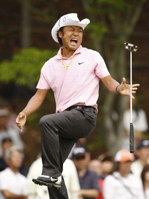 【ゴルフ】片山晋呉の過去の悪行がヤバいwwwwwwwwwwwのサムネイル画像