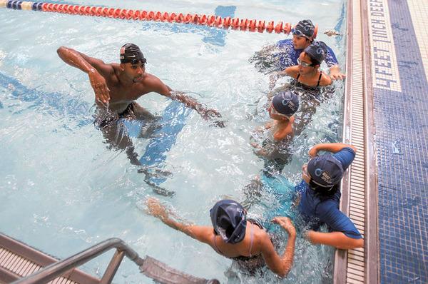 【疑問】黒人さんは何故「水泳」が苦手なのか? → その理由が意外すぎる件・・・・!!!!のサムネイル画像