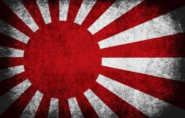 """【画像】韓国「東京都心で日本人たちが """"旭日旗"""" を持ち出した!!!」→ その内容が・・・・・のサムネイル画像"""