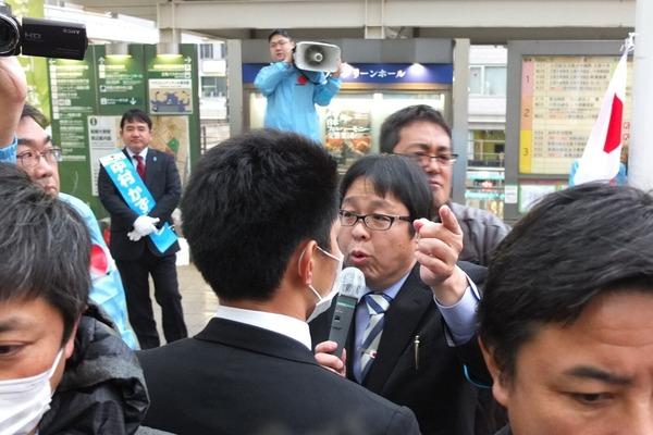 【ヘイトスピーチ】日本第一党・桜井党首、過激さを増すwwwwwwwwwwwwwwwwwwwwwのサムネイル画像