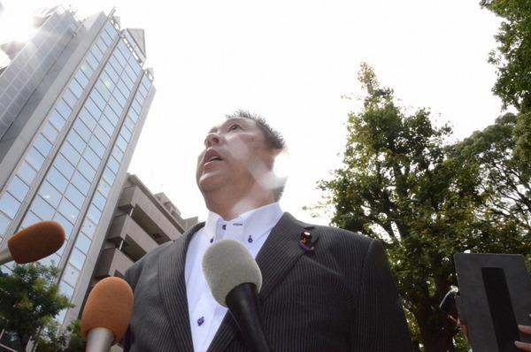 【衝撃】N国・立花党首、靖国神社訪問へ!!!!!!!のサムネイル画像