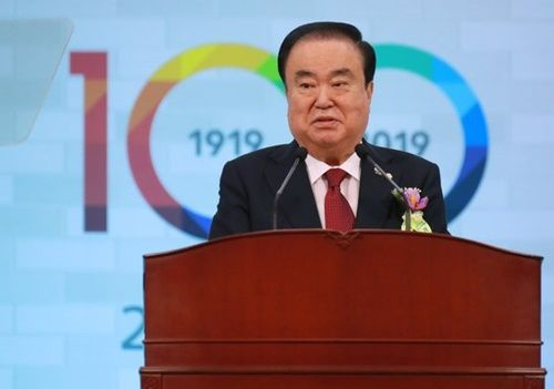 【天罰?】韓国のムン・ヒサン議長、ヤバいことになる・・・・・のサムネイル画像